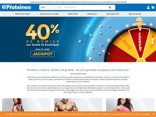 Les Protéines.com