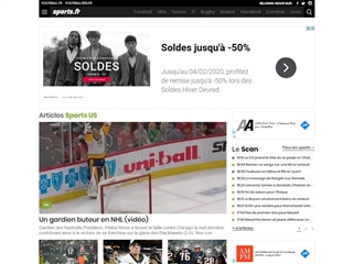Sports.fr : Sports US
