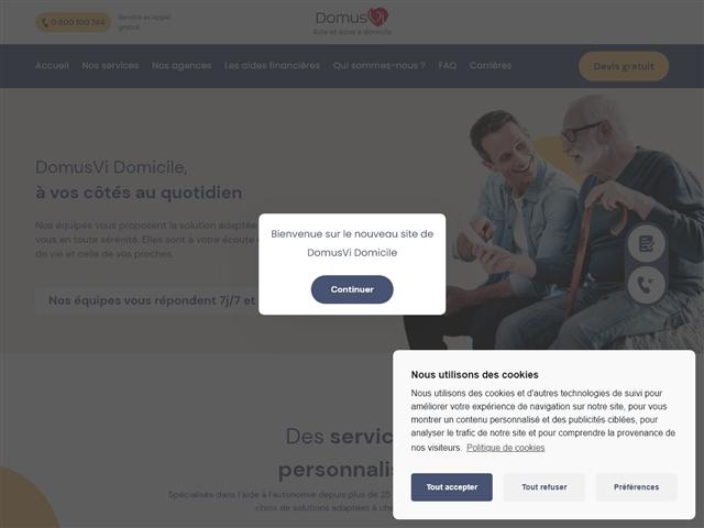 DomusVi Domicile
