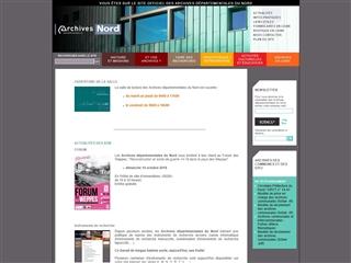 Nord (59) - Archives départementales