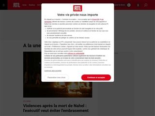 RTL : Politique