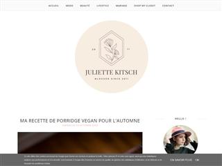 Juliette Kitsch : Food