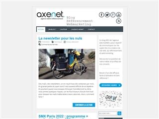 AxeNet : Blog