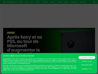 Presse-Citron : Jeux vidéo
