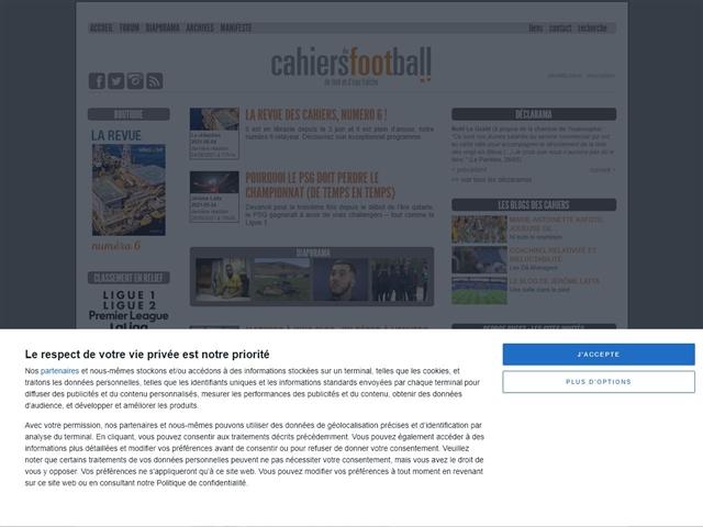 Les Cahiers du Football