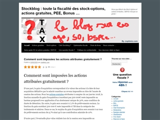 Vive Stock-Options, Actions gratuites