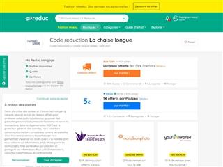 Ma-reduc.com : La Chaise Longue