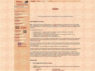 Islam : définition
