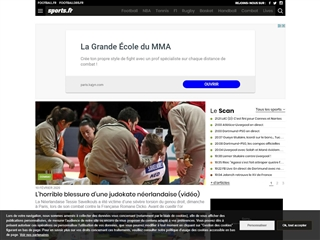 Sports.fr : Judo
