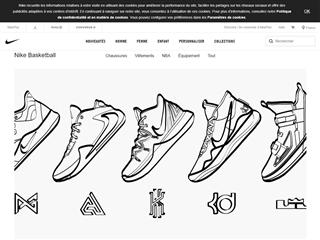 Nike : Basketball