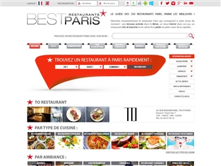 Best Restaurants Paris