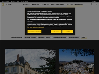 National Geographic : Voyages