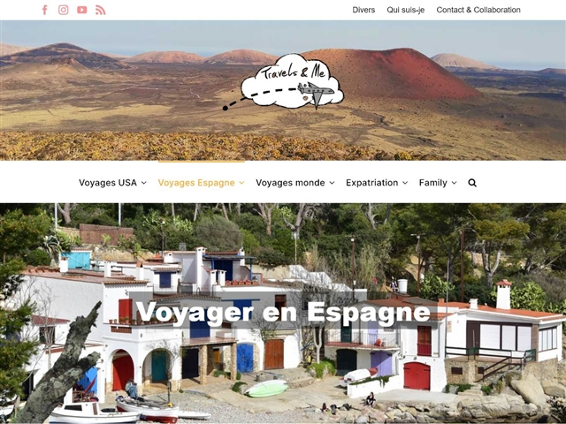 Travels & Me : Voyager en Espagne