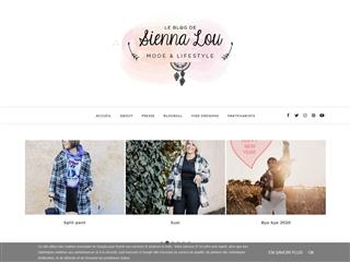 Le Blog de Sienna Lou