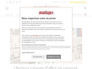 Avantages Magazine : Créations