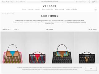 Versace : Sacs à main