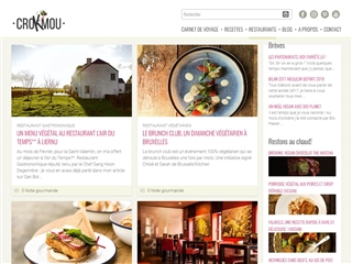 Crockmou : Restaurants