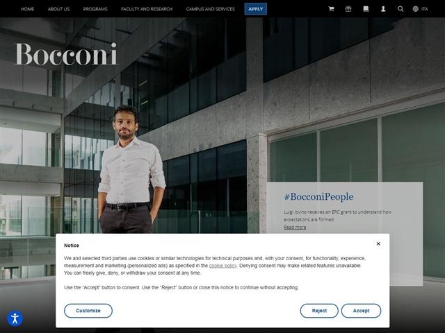 Université Bocconi