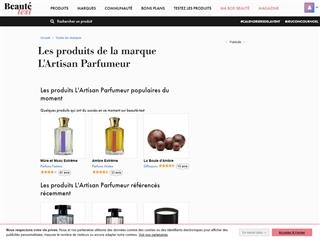 Beauté-Test : L'Artisan Parfumeur