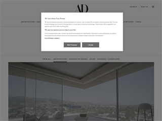 Architectural Digest : Architecture