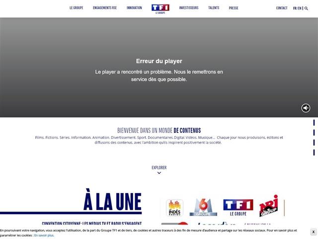 Groupe TF1
