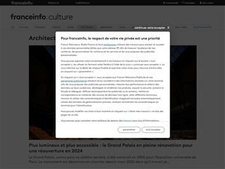 FranceTV Infos : Architecture