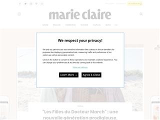 Marie Claire : Blogs