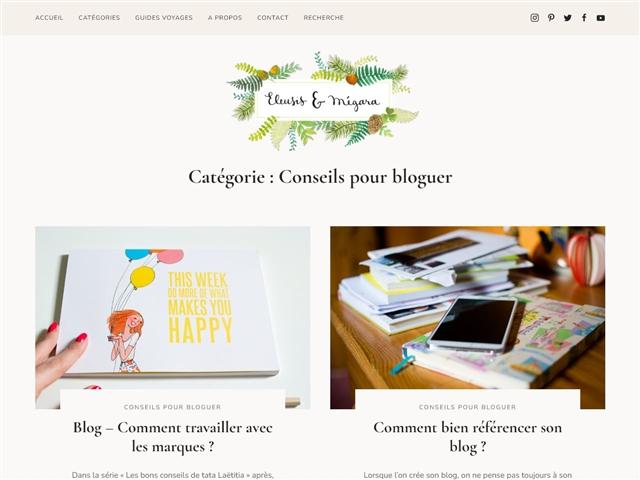 Eleusis & Mégara : Conseils pour Bloguer