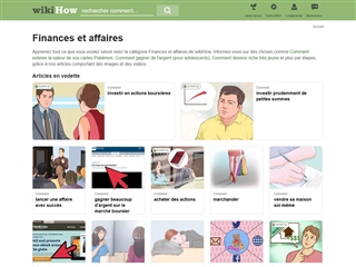 Wiki-How : Finances et Affaires