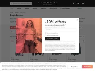 Videdressing.com : Ralph Lauren