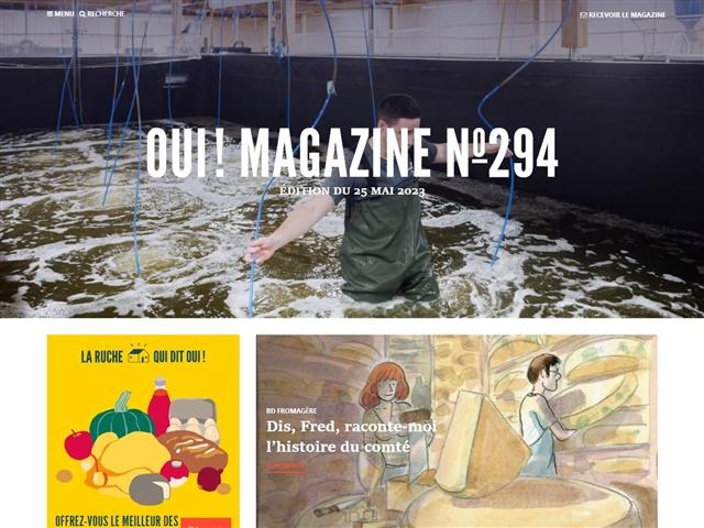 Magazine de la Ruche qui Dit Oui !