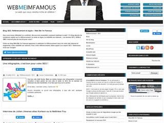 Web me I'm Famous