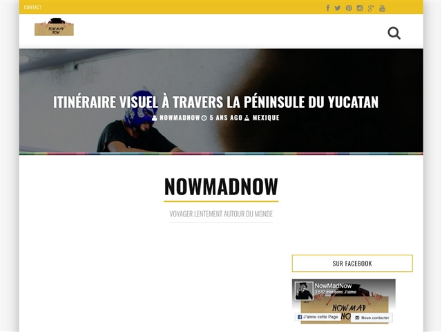 NowMadNow