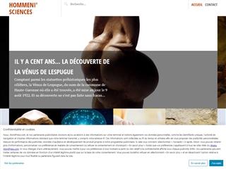 Hommeni' Sciences