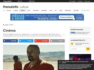 Culturebox : Cinéma