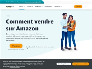 Amazon : Vendre sur Amazon