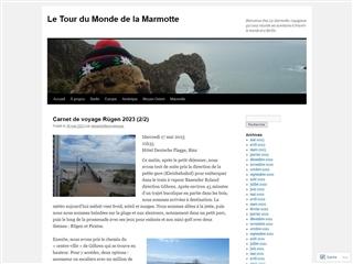 Le Tour du Monde de la Marmotte
