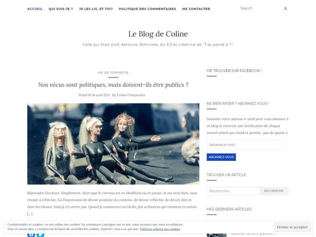 Le Blog de Madame Sourire