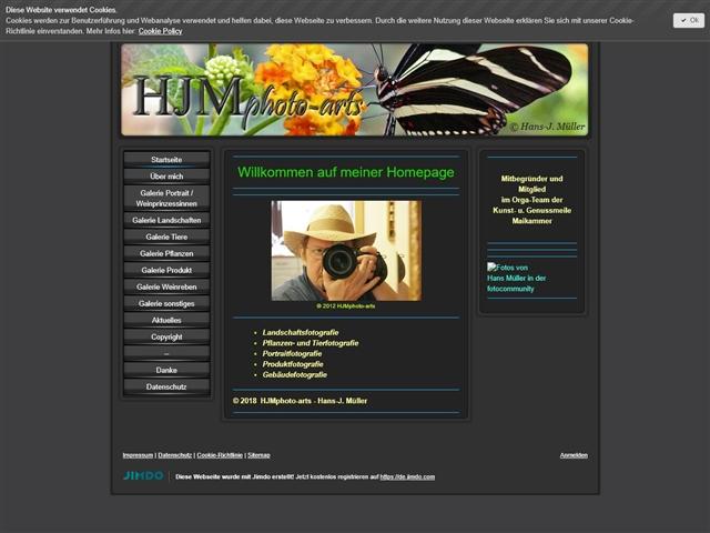 HJM - Photo Arts