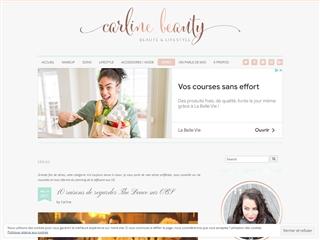 Carline Beauty : Séries