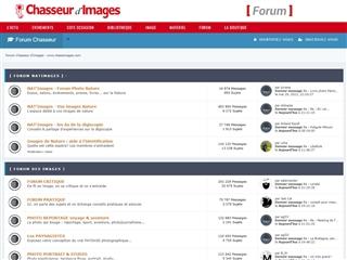 Le forum de chasseur d'images