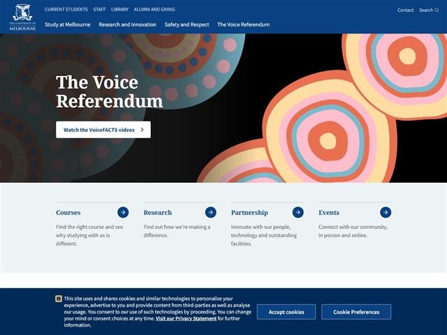 Université de Melbourne