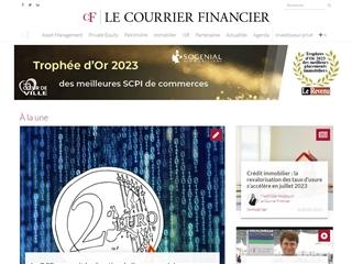 Le Courrier Financier