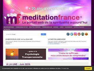 méditationfrance.com
