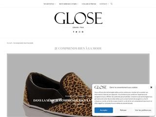 Glose : Mode