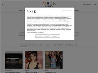 Vogue : Mode