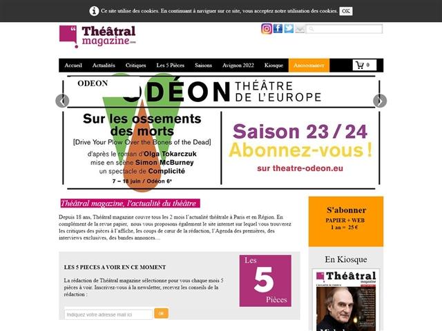 Théatral Magazine