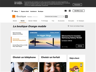 Orange : offres Mobiles