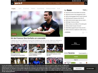 Sports.fr : Rugby