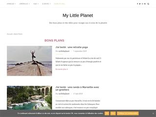 My Little Planet : Bons Plans Vacances
